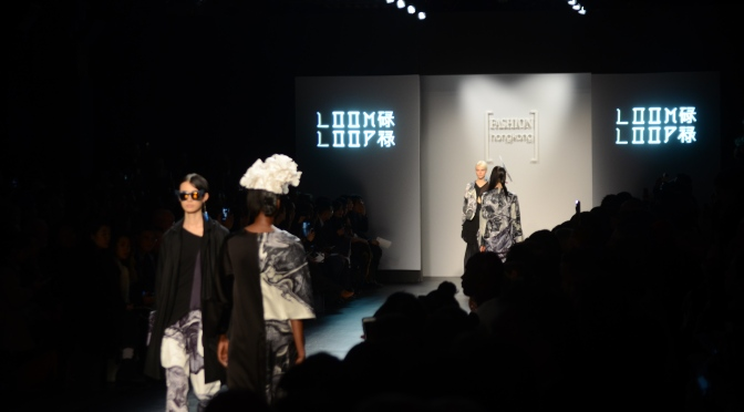 Fashion Week NYC:Loom Loop