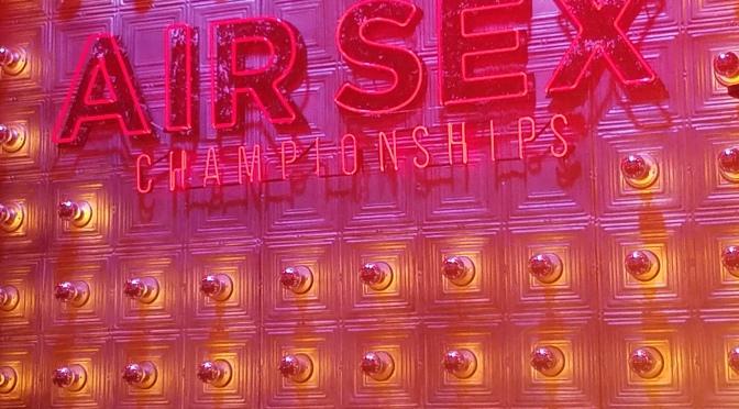 Air Sex